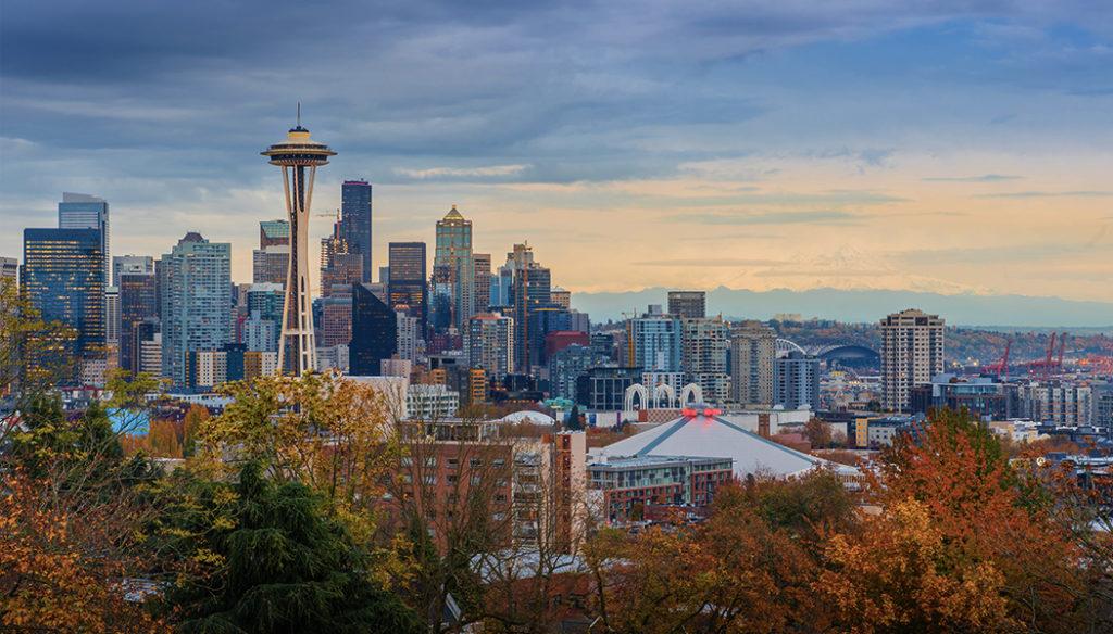 Como ir do aeroporto de Seattle até o centro o que fazer em Seattle