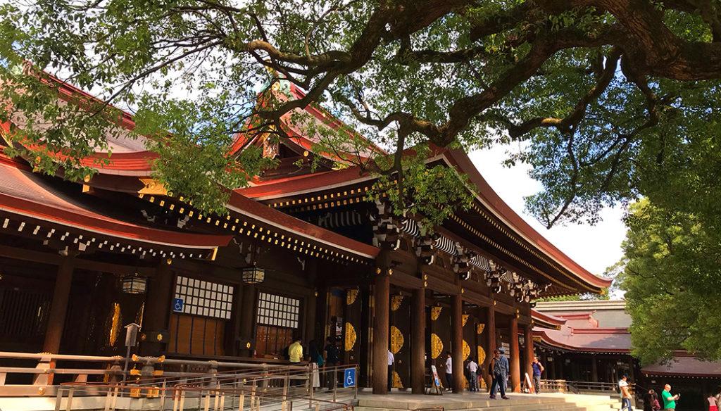 Santuário Meiji Roteiro em Tóquio