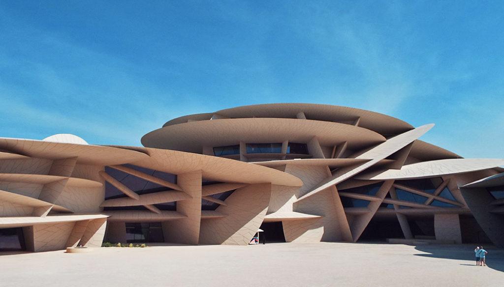 o que fazer em Doha: Museu Nacional do Qatar
