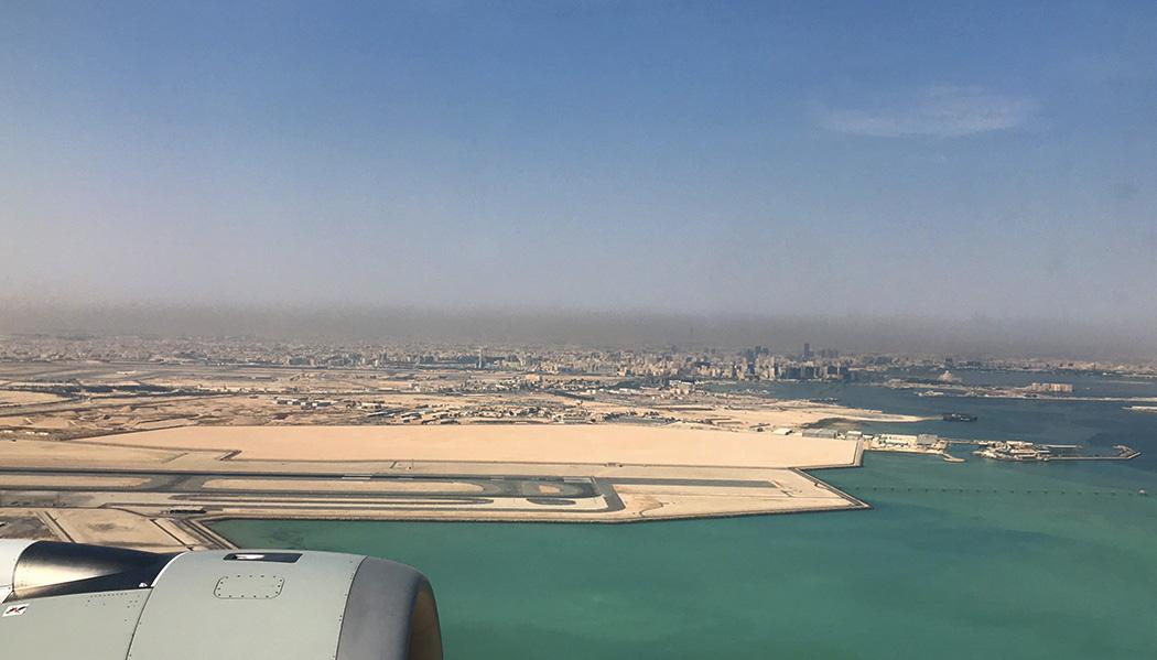 A350 da Qatar
