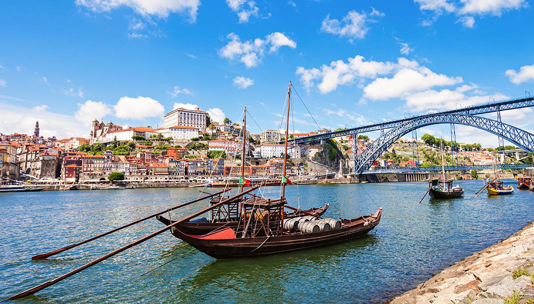 Onde ficar no Porto
