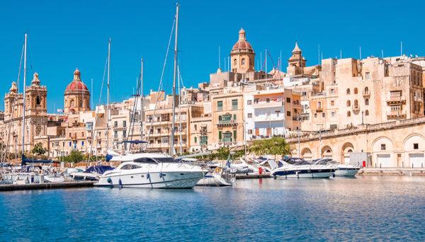 Como andar em Malta