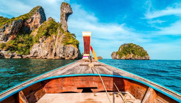 Roteiro na Tailândia