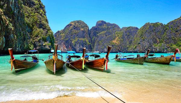 o que fazer em Phi Phi