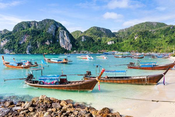 Brasileiros podem viajar para a Tailândia