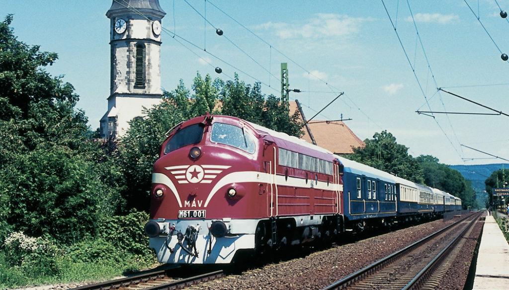 viagens de trem