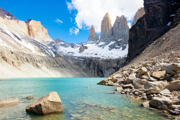 Como chegar no parque Torres del Paine no Chile