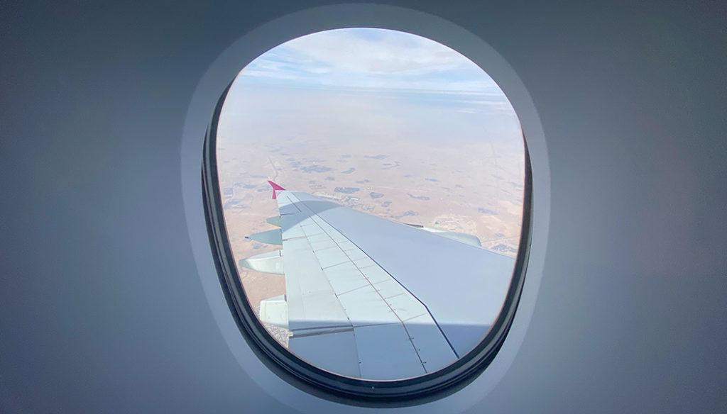 A380 da Qatar