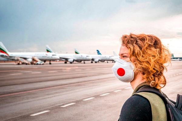 viagens aéreas depois do coronavírus