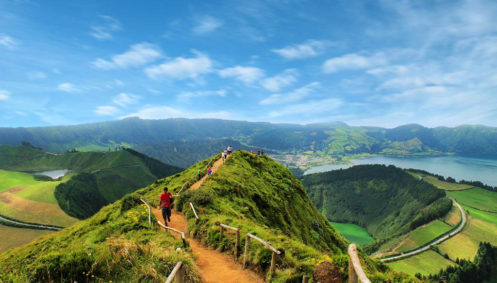 O que fazer nos Açores