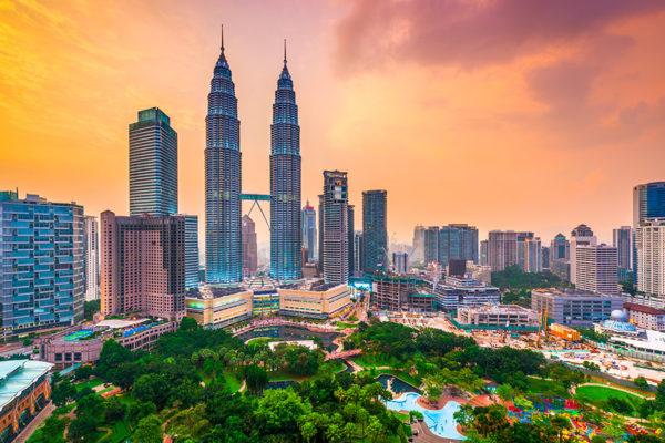 20 coisas para fazer em Kuala Lumpur