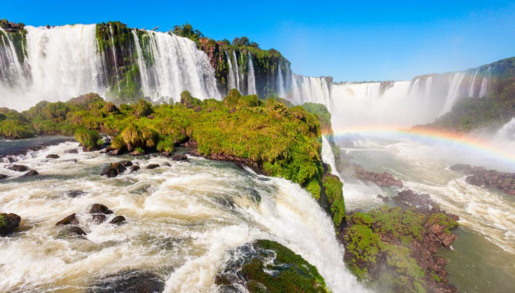 Qual é o lado mais bonito das Cataratas Coisas para fazer em Foz do Iguaçu
