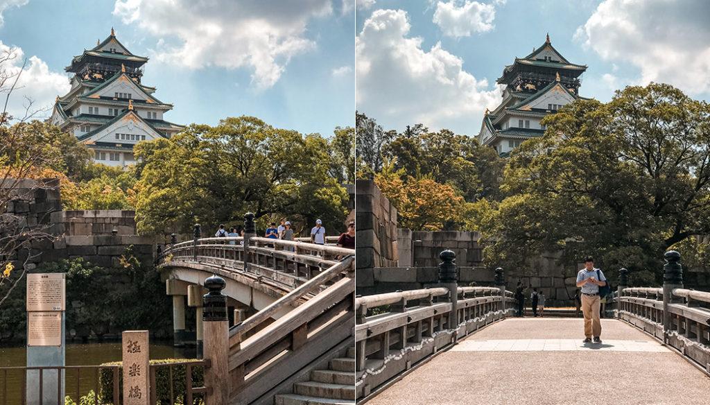 Castelo de Osaka