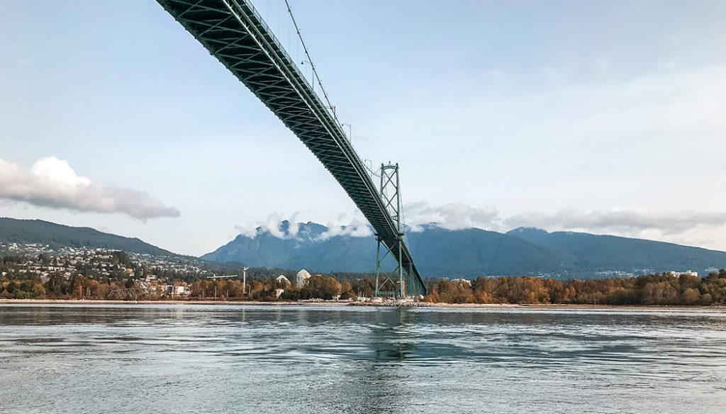 Stanley Park em Vancouver