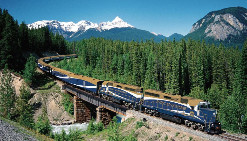 As viagens de trem mais bonitas da América