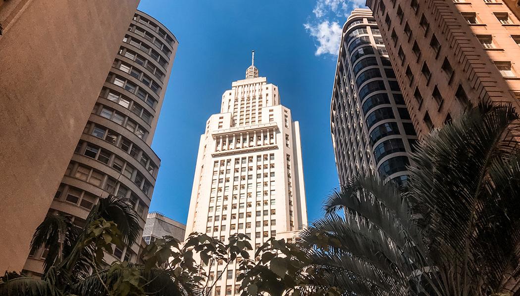 Farol Santander em São Paulo