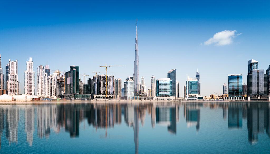 Como planejar uma viagem para Dubai Como ir de Doha para Dubai