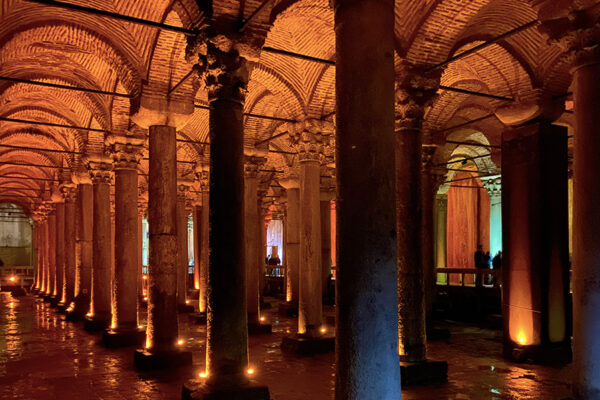 Cisterna da Basílica