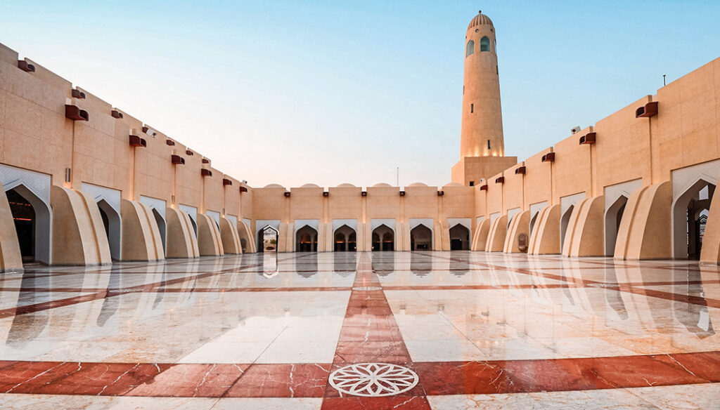 Mesquita Nacional do Qatar