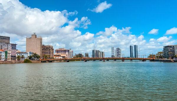 Passeio de barco em Recife