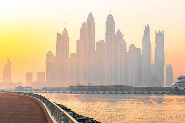 Como se vestir em Dubai