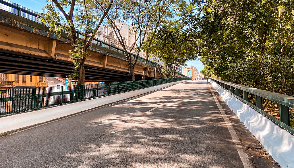 Parque Minhocão
