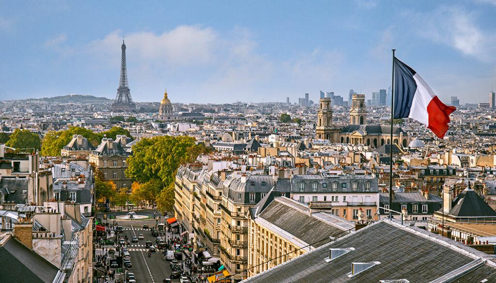 viajar para a França