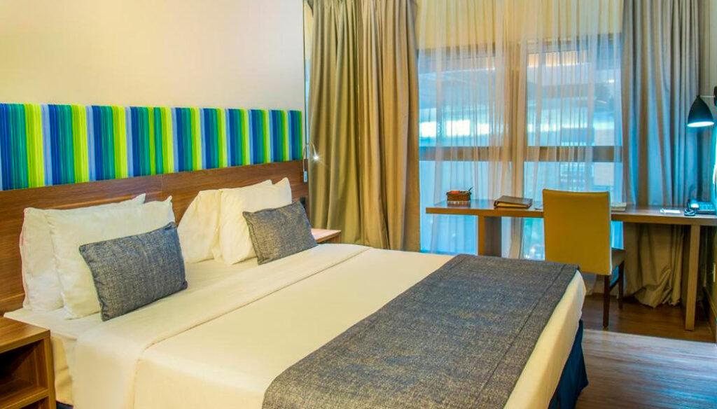 Hotel perto do Aeroporto Santos Dumont